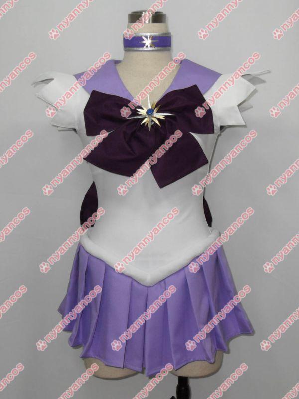 画像1: 高品質 実物撮影 美少女戦士セーラームーン 土萌ほたる 風  コスプレ衣装 コスチューム オーダーメイド (1)