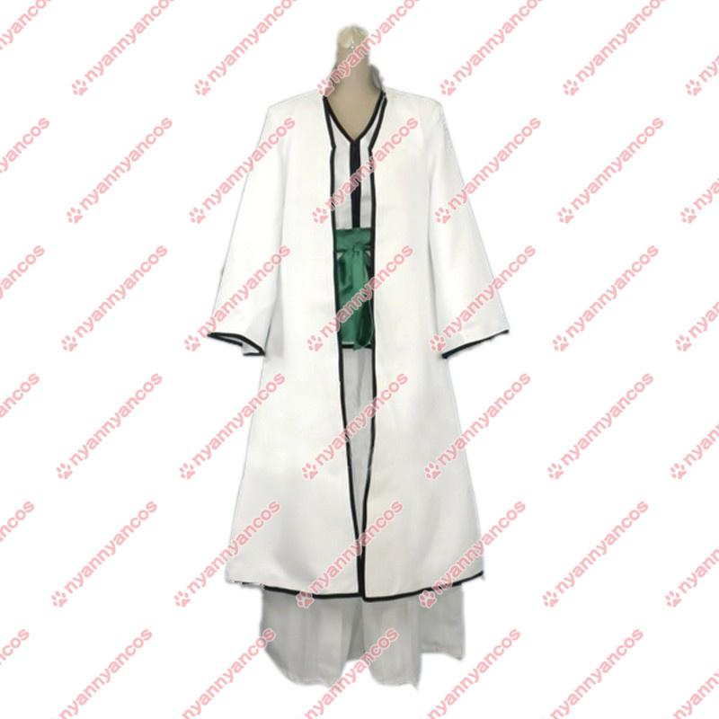 画像1: BLEACH ブリーチ 市丸ギン コスプレ衣装 (1)
