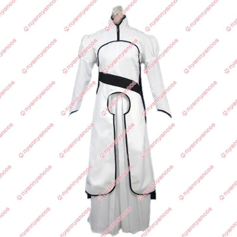 画像1: BLEACH ブリーチ 破面篇 井上織姫 コスプレ衣装 (1)