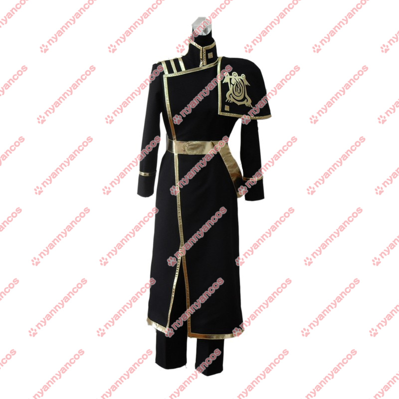 画像1: 07-GHOST セブンゴースト 帝国軍服 コナツ ハルセ ヒュウガ コスプレ衣装 (1)