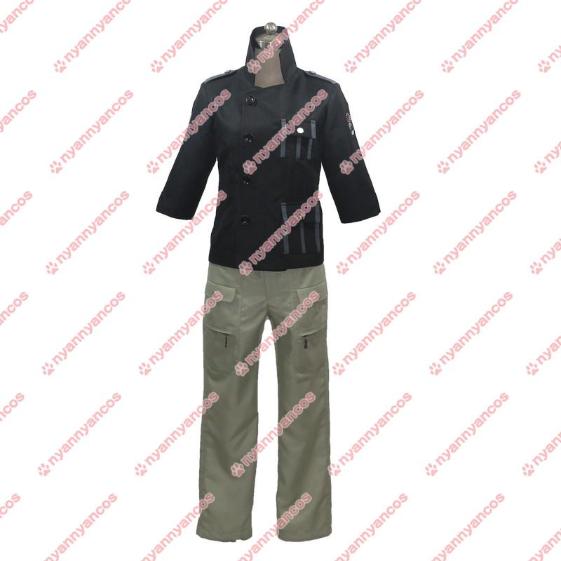 画像1: ワールドトリガー WORLD TRIGGER 絵馬ユズル コスチューム コスプレ衣装 (1)