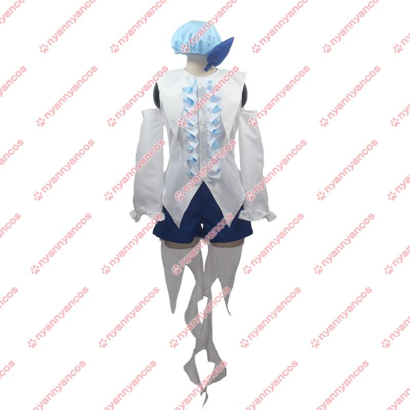 画像1: しゅごキャラ!ミキ変身服 コスチューム コスプレ衣装 (1)