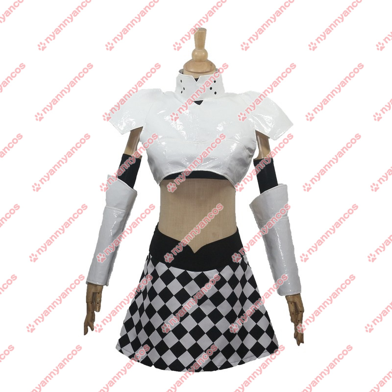画像1: ミス・モノクローム -The Animation- コスチューム コスプレ衣装 (1)