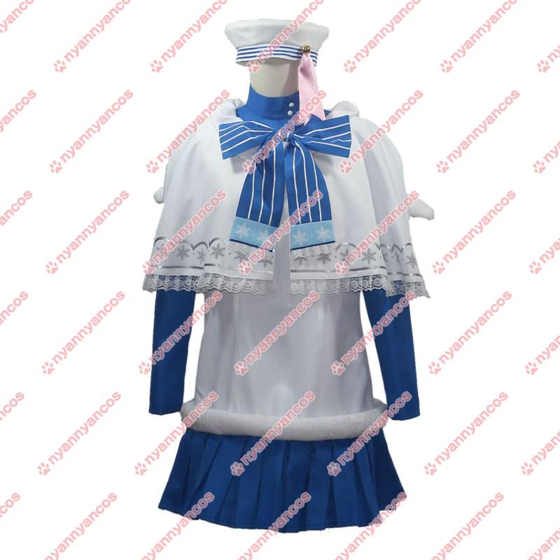 画像1: ラブライブ lovelive 矢澤にこ 聖歌隊覚醒 「特別練習」風 コスプレ衣装 (1)