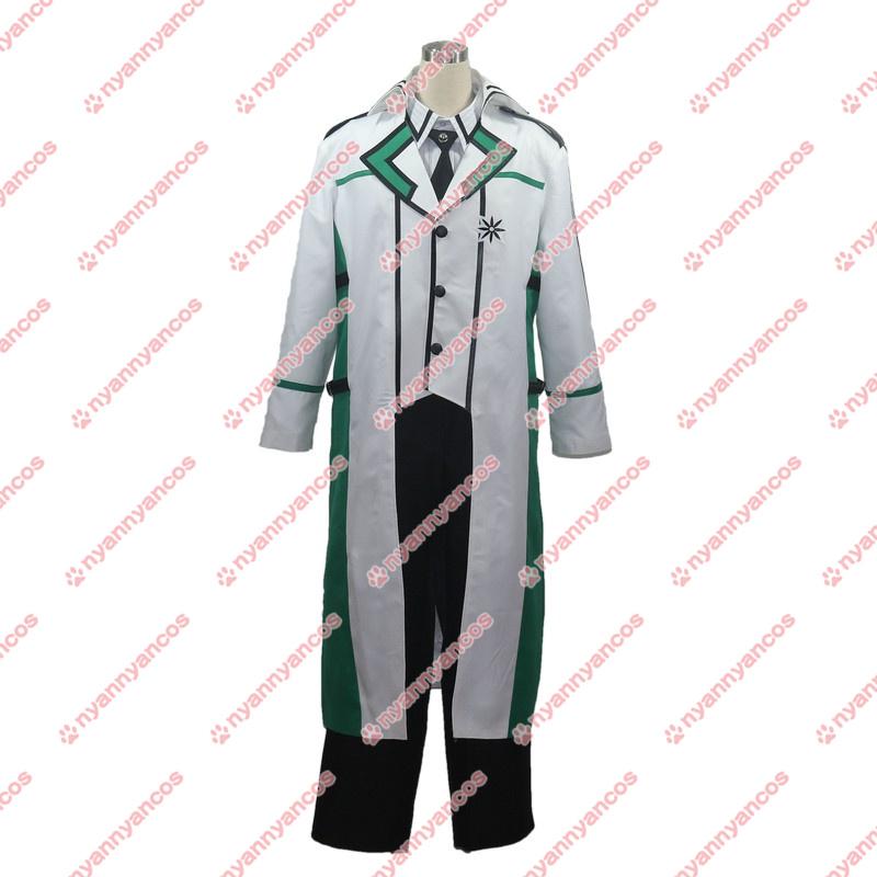 画像1: 魔法科高校の劣等生 第一高校 一年生 司波達也 しば たつや コスチューム コスプレ衣装 (1)