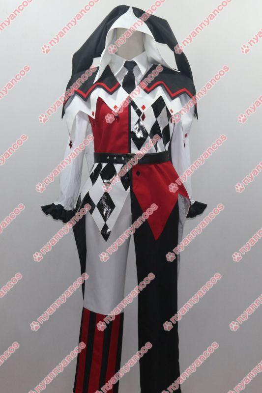 画像1: 高品質 実物撮影 KING OF PRISM PRIDE THE HERO 高田馬場 風 ジョージ   コスプレ衣装 コスチューム オーダーメイド (1)