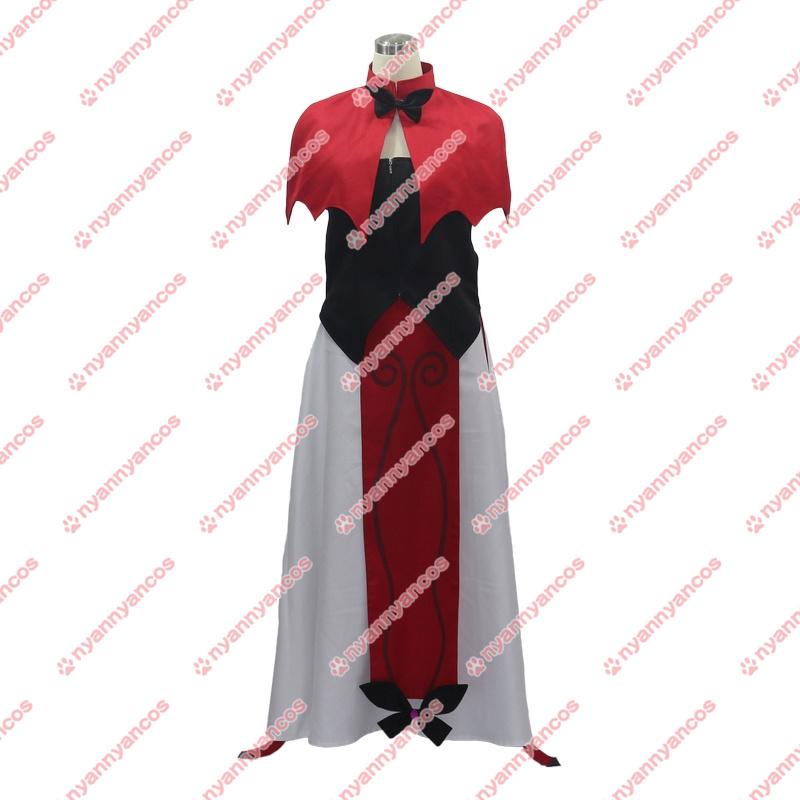 画像1: カードキャプターさくら ルビー・ムーン コスプレ衣装 (1)