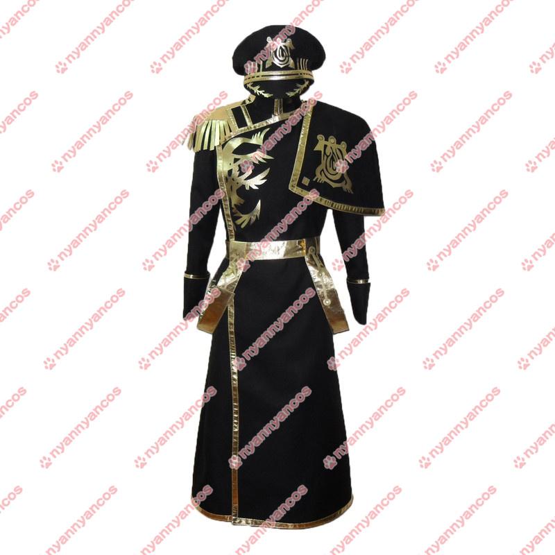 画像1: 07-GHOST セブンゴースト アヤナミ コスプレ衣装 (1)