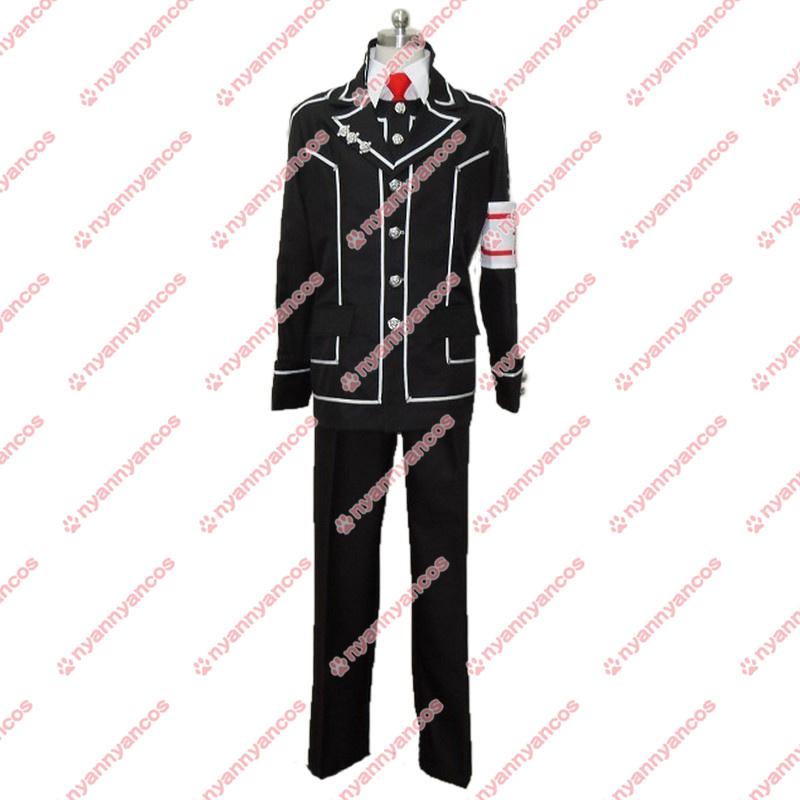 画像1: Vampire Knight ヴァンパイア騎士 錐生零 夜間部 コスプレ衣装 (1)