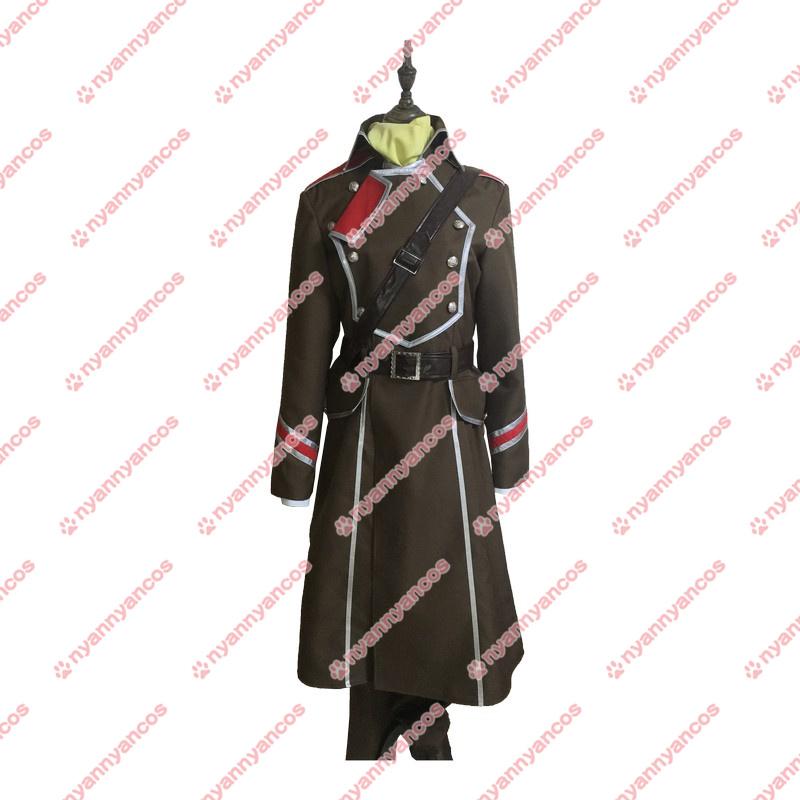 画像1: 高品質 実物撮影 天狼 Sirius the Jaeger ウィラード  風  コスプレ衣装 コスチューム オーダーメイド (1)
