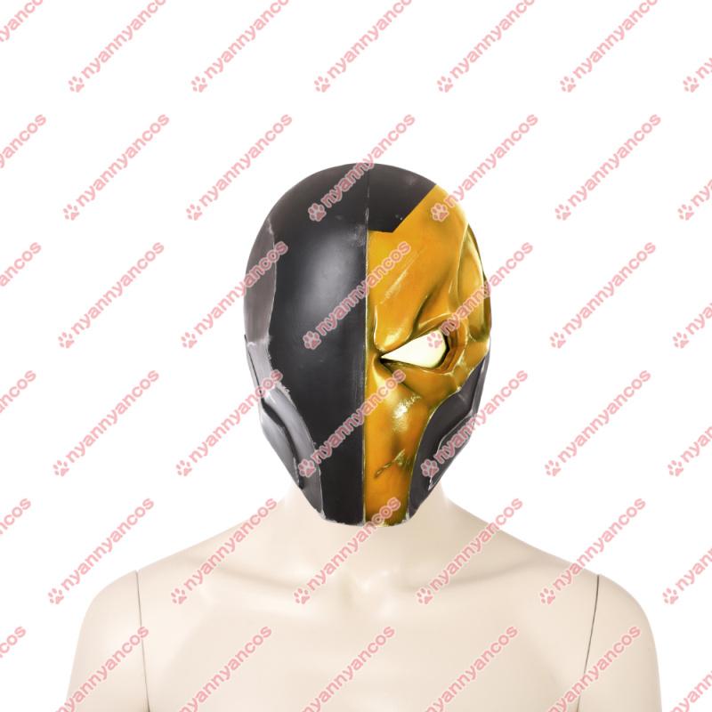 画像1: 映画 Justice League ジャスティス・リーグ デスストローク Deathstroke スレイド・ジョセフ・ウィルソン マスク ヘルメット コスプレ道具 (1)