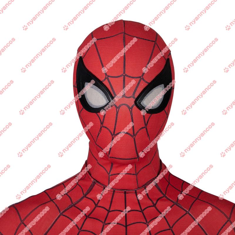 高品質 実物撮影 2019映画 Spider,Man 2 スパイダーマンファー フロム ホーム ピーター パーカー コスプレ靴 ブーツ付き  コスプレ衣装 バラ売り可 コスチューム オーダーメイド