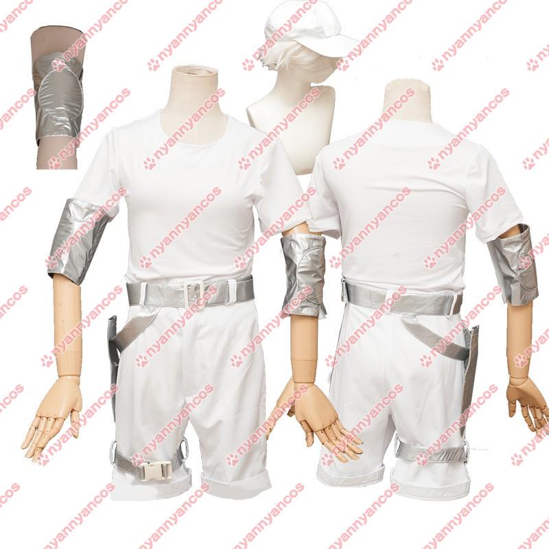 画像1: はたらく細胞 骨髄球 こつずいきゅう  コスチューム コスプレ衣装 (1)