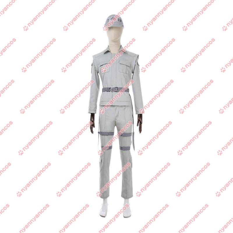 画像1: はたらく細胞 白血球 好中球 U-1146番 コスチューム コスプレ衣装 (1)