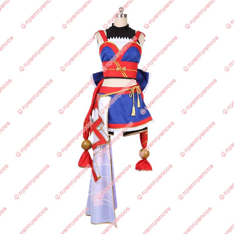 画像1: ソードアート・オンライン シリカ 綾野珪子  風 コスチューム コスプレ衣装 (1)