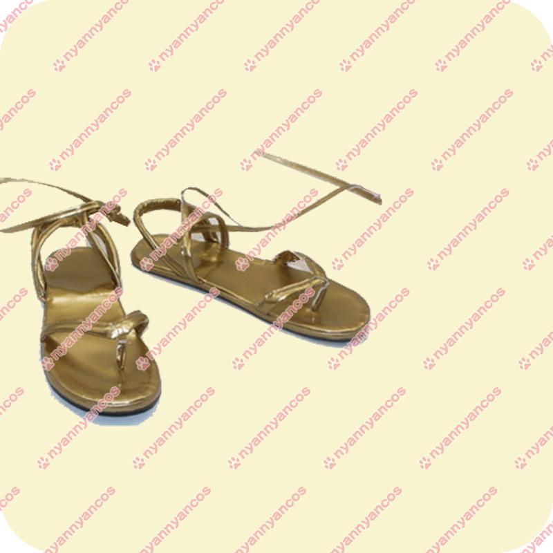 画像1: 高品質 実物撮影 刀剣乱舞 とうらぶ 太郎太刀  コスプレ靴 ブーツ (1)